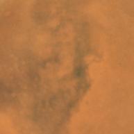 """""""Mars"""" face"""
