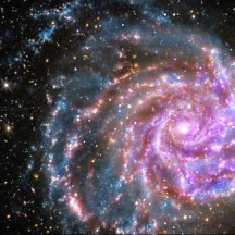Ursa galaxy face multiple light flip