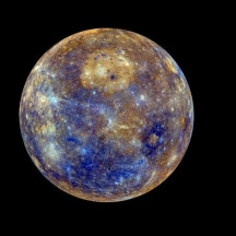 """Mercury"" (with hexagonal) ""gravitized"" round"