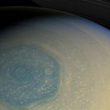 """Saturn"" (with hexagonal) ""gravitized"" round"