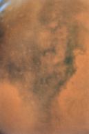 """Mars"" face multiple light"