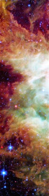 Monoceros star group face & form multiple light flip