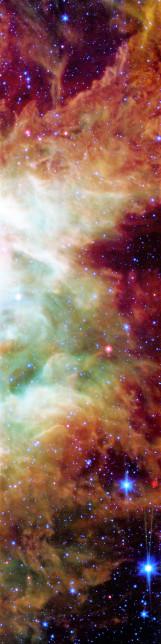 Monoceros star group face & form multiple light