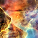 nebula face & form multiple light rotate