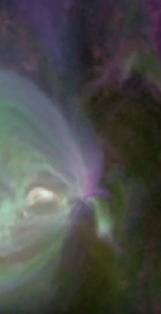 Sun wave face multiple flip